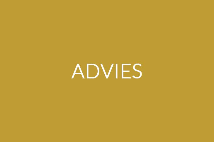 Advies | Saemen Werken