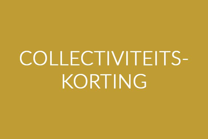 Collectiviteitskorting | Saemen Werken